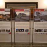 Putovní výstava revitalizovaných lokalit typu brownfields v Josefově Dole