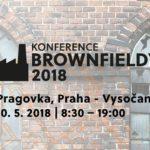 Ve vysočanském areálu Pragovka se koná první ročník konference Brownfieldy