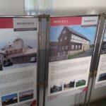 Putovní výstava revitalizovaných brownfields v Obchodním centru FÓRUM Liberec