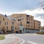 Stavbou roku Libereckého kraje je LakePark Residence, bytový dům Staré Splavy