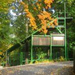 Skokanské můstky u areálu bývalých Libereckých výstavních trhů (LVT) v Liberci jsou na prodej