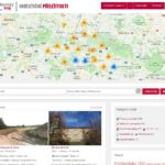 O portálu Investuj pod Ještědem na stránkách Libereckého kraje