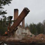 Demolice v Ralsku pokračují, ještě letos půjde k zemi dalších 10 objektů, náklady na likvidaci jsou bezmála 15 milionů