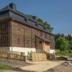 Rekonstrukce Kittelova domu v Krásné dokončena
