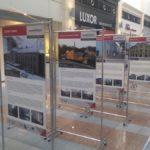 Putovní výstava revitalizovaných lokalit typu brownfields v Libereckém kraji v Semilech