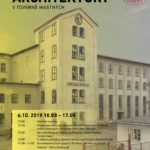 DEN ARCHITEKTURY v továrně Mastných