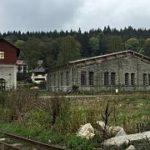 Starému nádraží v Kořenově svítá naděje. Jeho výtopna už vstala z ruin
