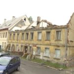 Domy vcentru Liberce šly k zemi. Ruiny uvolnily místo pro novou nemocnici