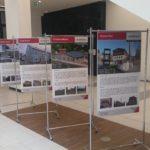 Výstava revitalizovaných brownfields v OC Fórum Liberec