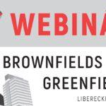 Výstupy z webináře – Brownfields a greenfields Libereckého kraje | 22.10.2020